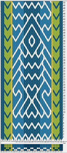 Fish pattern (peces) 38 tarjetas, 5 colores // sed_395 diseñado en GTT༺❁