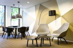 Amsterdam Internet Exchanges Office Headquarters Interior Design