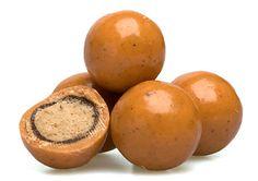 pumpkin malt balls