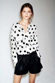 FIrst time browsing online at Zara - I had not idea I would like it this much!