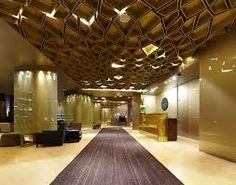 Resultado de imagen de hotel diseño lobby