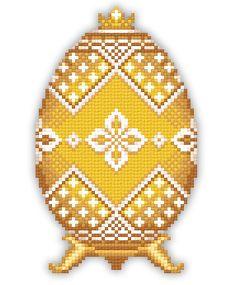 Подарки к Пасхе / Вышивка / Схемы вышивки крестом, вышивка крестиком