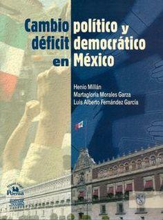 La democracia mexicana preocupa porque no funciona bien. Si se la compara con la que rige en países avanzados, se pueden observar déficits abismales que nos hacen preguntarnos por la causa detrás de su inoperancia. Esta obra trata temas como: los déficits que ha generado la democracia mexicana; el cambio político del país y sus efectos; las consecuencias de ser una nación marcada por el autoritarismo y el subdesarrollo; el rol de los actores sociales en la vida democrática. $350.00