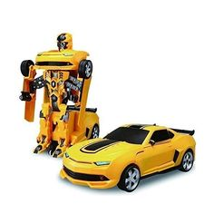 VOODANIA Battery Operated Converting Car to Robot Robot to Car AutomaticallyTransformer Toy with Light and Sound for Kids Indian Dresses, Indian Outfits, Transformers For Kids, Normal Cars, Indian Jokes, Yellow Online, Buy Toys, Madhya Pradesh, Best Kids Toys
