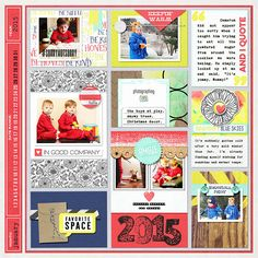 Project Life 2015 - Week 5 - LEFT - layout by amymarieschn  CREDITS: Ready-To-Go 12 x 12 Pocket Page Templates - Storyteller Hunter Weeks 1-5 [http://the-lilypad.com/store/Ready-To-Go-12-x-12-Pocket-Page-Templates-Storyteller-Hunter-Weeks-1-5.html] by Just Jaimee (in coordination with Pride & Joy Designs)