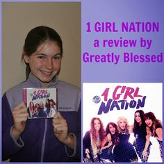 Greatly Blessed: One Girl Nation CD GIVEAWAY