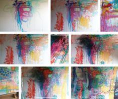 Ik wil je graag vertellen hoe ik werk. Hoe een schilderij ontstaat. Lees meer op mijn blog: www.lisetthe.wordpress.com