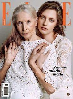 Elle Poland May 2015 Cover (Elle Poland)