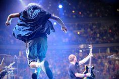 EV in flight - by Pearl Jam 20th, via Flickr