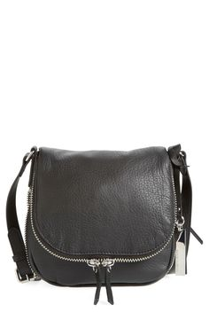 Vince Camuto 'Baily' Leather Crossbody Bag available at #Nordstrom