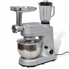 Kitchen Machine Food Processor 1000 W Silver Mixer Egg Meat Grinder Cooking Bake Take this Budget Opportunity. At Luxury Home Brands WE always Find Great Stuff for you :)