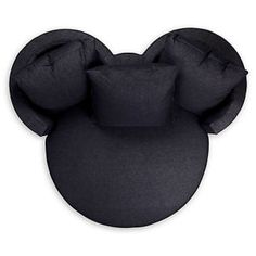 This Ethan Allen over-sized Mickey Mouse club chair can be found at Disney Store, and it is incredible. Mickey Mouse Chair, Mickey Mouse Bedroom, Mickey House, Mickey Mouse Club, Minnie Mouse, Ethan Allen Disney, Disney Furniture, Furniture Ideas, Big Comfy Chair