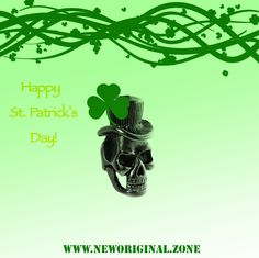 St Paddys Day, Unisex, Pendant Jewelry, Gentleman, Jewerly, Skull, Cool Stuff, Happy, Shopping