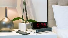 Sandman Clock Combines an Alarm Clock and Charging Port - InStash