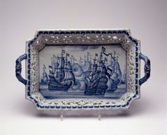Plateelbakkerij Drie Posteleyne Astonne, c.1759-1803 Maker: H V Hoorn