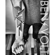 #Abstract #dynamic depiction of a #bungee #cord in #motion for Noah. A graphic reminder of the of his first jump; the defining moment that snapped him out of depression and opened his eyes to the beauty of life. #benvolt #blackwork #tattoo #tattoos #graphicdesign #scholartattoo #sanfrancisco #blackworkerssubmission #blacktattooart