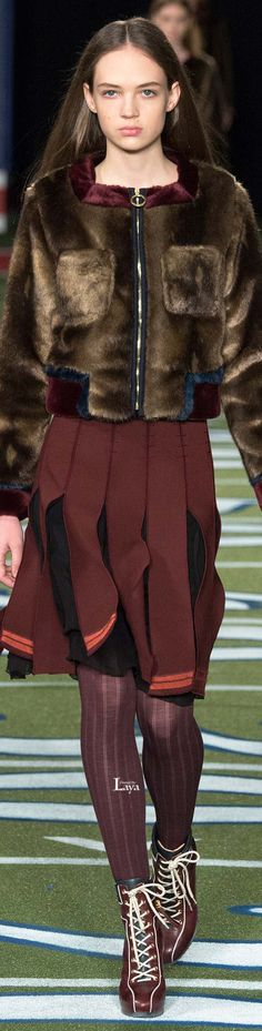 Tommy Hilfiger Fall Winter 2015-2016 | The House of Beccaria~