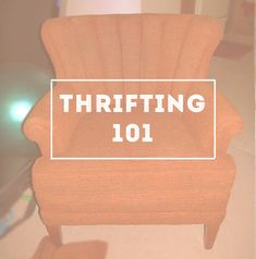 Great thrifting tips for buying used. #vintage #thrift The Owl's Den: Thrifting 101