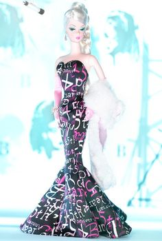 45th Anniversary Barbie® Doll  ~ Limited Edition 2003