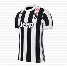 Maglia Juventus Gara Home 2017-2018 poco prezzo. #Juventus #SerieA