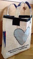 Tutorial REciclar: Con bolsas de plástico una súper bolsa de plástico... | Reciclar y Transformar Pequechuches®