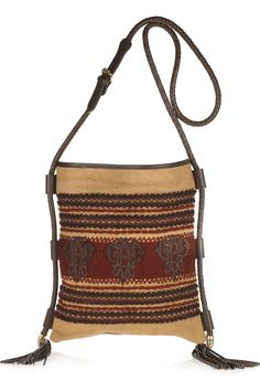 Pucci bag. Tribal prints, patterns and fabrics. #SpringTrends