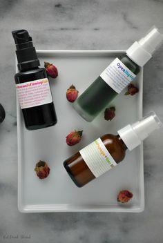 Eat Drink Shrink Review Living Libations, Face Skin Care, Beauty Care, Wine Rack, Gratitude, Stuffed Mushrooms, Essential Oils, Skincare, Fans