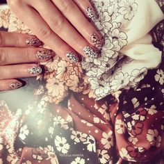 bottega veneta nails. by mani-master mei kawajiri. #nails #nailart #notd #naildesigns #bottegaveneta #meikawajiri #beauty #divalicious