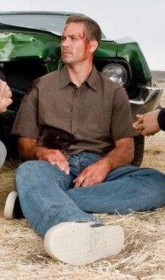 Paul Walker in Fast and Furious (4)