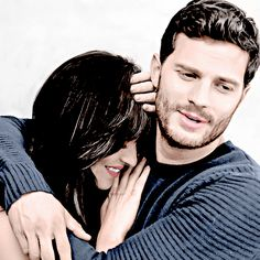 """New Jamie and Dakota outtake ""Jamie Dornan and Dakota Johnson Fifty shades of grey"