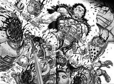 Чтение манги Берсерк 17 - 143 Откровение III - самые свежие переводы. Read manga online! - MintManga.com