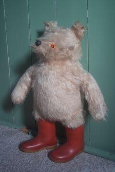 bear in boots #softie