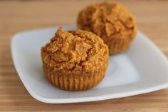 Almond Flour Pumpkin Muffin Recipe - Eating Clean Recipes