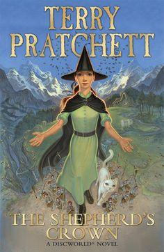 The final Discworld novel from Terry Pratchett - The Shepherd's Crown.