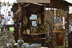 time worn interiors....display