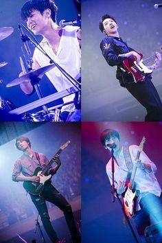 CNBLUE envolver a su 'Arena tour Sea un Supernova' conciertos | allkpop.com