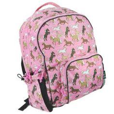 Wildkin Horses in Pink Macropak Backpack $33.89