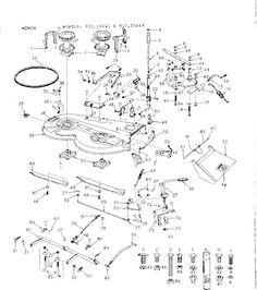 Craftsman DLT 2000 Steering Wheel with Nut & Washer #