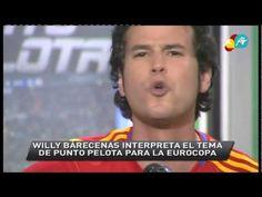 Himno Eurocopa Punto Pelota Willy Barcenas y Los Jardineros
