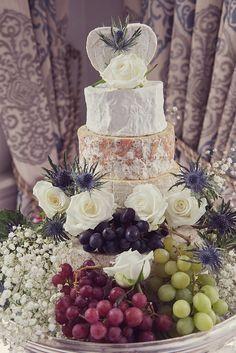 Cheese Wedding Cake Wedding Photography, Yorkshire http://www.mr-and-mrs-wedding-photography.co.uk/
