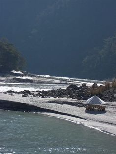 Beach Camps in Rishikesh #rishikesh #riverraftinginrishikesh - http://www.river-rafting-rishikesh.in/beach-camps-in-rishikesh/
