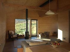 Rural House Architecture From Rural Design, A Small House Design   Interior