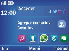 Nokia Asha 302 - Instalar WhatsApp - Movistar Argentina