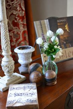 Lee Caroline - A World of Inspiration: An Exclusive Tour of Auckland Interior Designer, Irene Crean's French Provencal Style Home - Part Two of Four