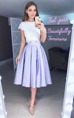 posts of Feminine Feelings to have fun with Girly Girl Outfits, Cute Outfits, Red Fashion, Skirt Fashion, Girly Captions, Tg Captions, Petticoated Boys, Girls, Feminized Boys