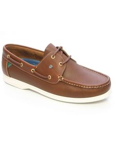Deck G2 Walnut Shoes | Leather boat shoes, Boat shoes, Kid shoes