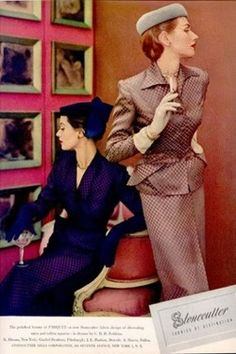 50s glamour