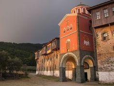 Filotheou monastery