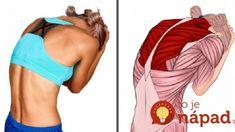 Jednoduchý pohyb dokáže v momente zastaviť bolesť krku a ramien: Skúste to hneď, funguje perfektne! Athletic Tank Tops, Relax, Youtube, Women, Youtubers, Youtube Movies, Woman