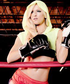 #WWE Summer Rae